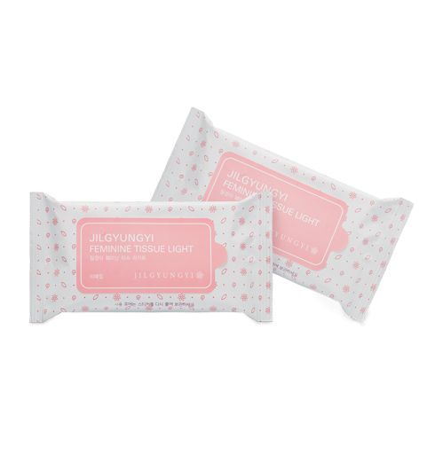 JILGYUNGYI FEMININE TISSUE LIGHT
